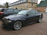 BMW M3 V8 Jerez Black new iDrive