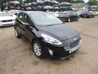 FORD FIESTA - BL67YBX - DIRECT FROM INS CO