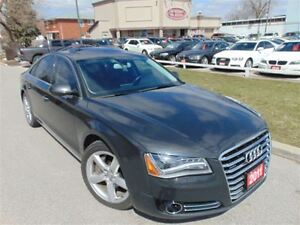 2011 Audi A8 NAVIGATION CAMERA AWD