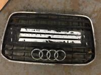2012 A6 grill