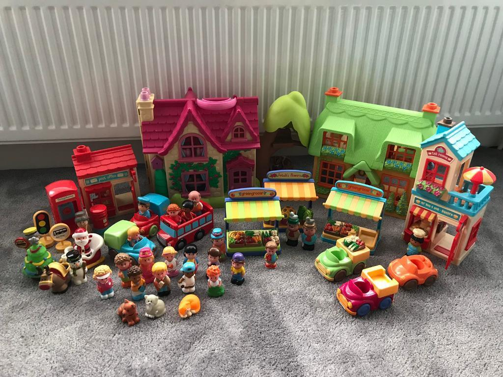 Happyland Bumper Village Toy Bundle In Portsmouth Hampshire Gumtree