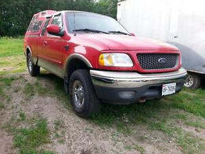 2000 Ford F-150 4x4