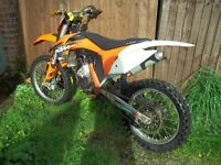 ktm 150sx 2011 clean well maintained 3 owners came from marshals mx