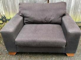 Large Armchair / Love Seat