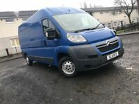 CITROEN RELAY 11 REG ENTERPRISE LWB 2.2L