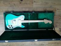 Fender 72 Telecaster Deluxe Reissue with Hardcase