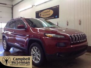 2017 Jeep Cherokee North | Heated Front Seats & Wheel | Remote S