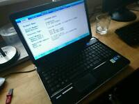 Toshiba laptop Lifebook AH531 Core i3