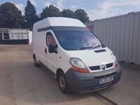 RENAULT TRAFIC LH29DCI 100 LWB HIGH TOP 2005REG FOR SALE