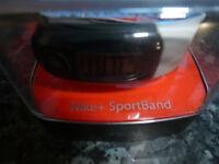 Nike + sportband