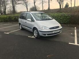 Ford galaxy 1.9 Tdi diesel 7 seater