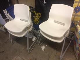 4 ikea kitchen chairs