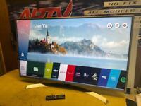 """LG 49"""" smart 4k UltraHD LED Tv wifi warranty Free Delivery"""