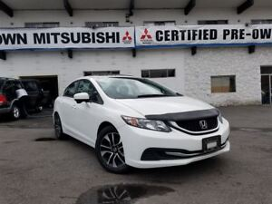 2014 Honda Civic EX; Local & No accidents! Brand new tires