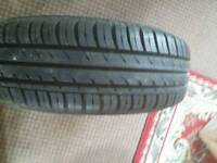 Wheels tyres New 185/70R14