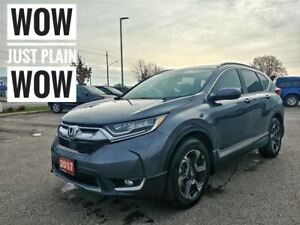 2017 Honda CR-V Touring  FREE Delivery