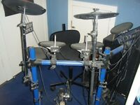 Roland TD-6 Electronic drum kit.