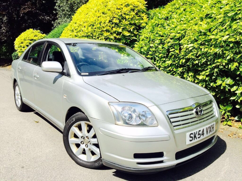 **58K+4DR+AUTO** TOYOTA AVENSIS 1.8 T3S + FULL S/HISTRY + 1 OAP PENSIONR OWNER CAR + MINT CONDITION!