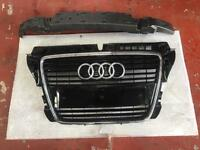 Audi genuine front grill