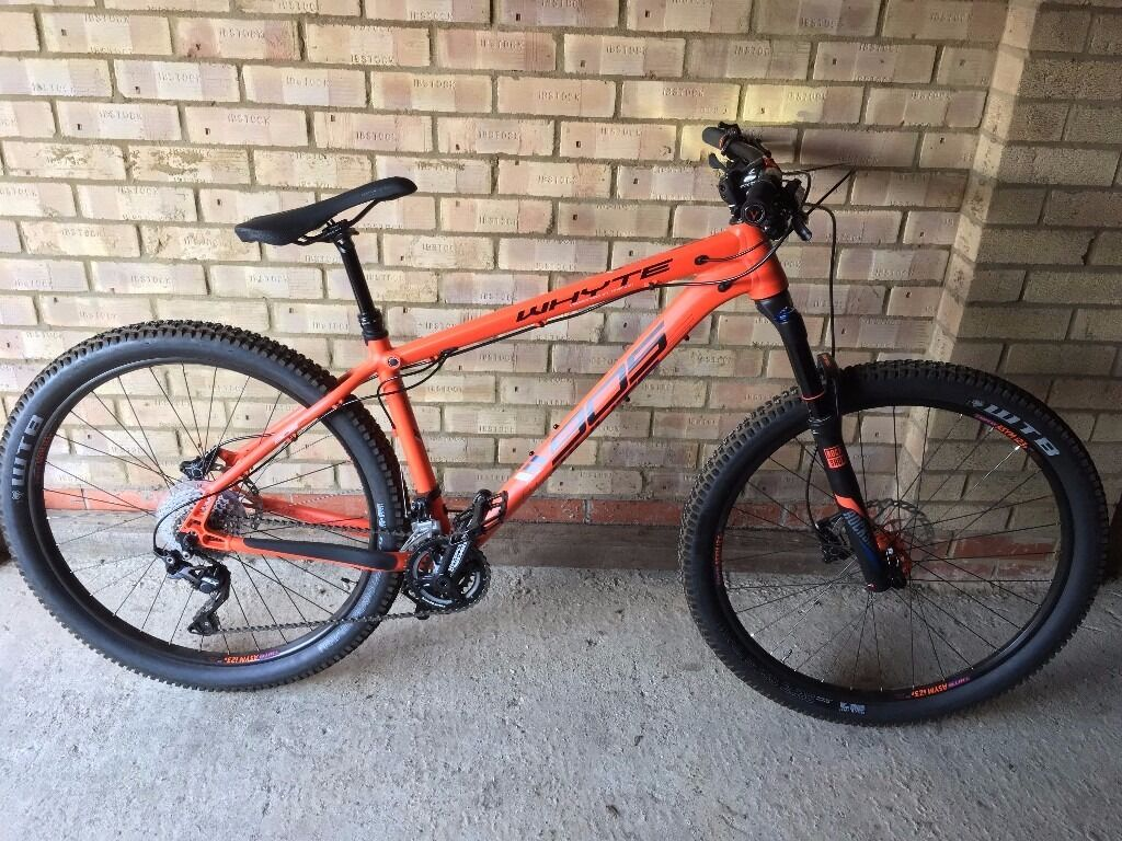 2016 Whyte 905 Medium 275quot Near new condition in  : 86 from www.gumtree.com size 1024 x 768 jpeg 182kB
