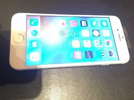 Iphone 6 - White - 16gb - Unlocked - Like New