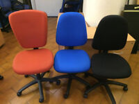 Office Operators Chairs Swivel Chairs