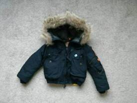 Childrens Parajumpers Winter Coat Age 4