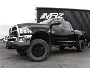 2012 Dodge Ram 3500 Cummins SLT Crew - Lift kit 6'' - Pneus muds