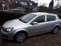 Vauxhall astra 1.4 active. 110k. 3months MOT. Good condition. Recent timing chain and water pump