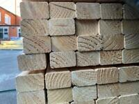 """3x2"""" CLS Timber Untreated - (specific dimensions 63mm x 38mm) Bulk Buy Available"""