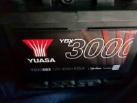 Yuasa 3000 car battery