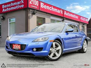 2006 Mazda RX-8 GT-AUTO-LEATHER-ROOF-NEW BRAKES-NO ACCIDENTS-108