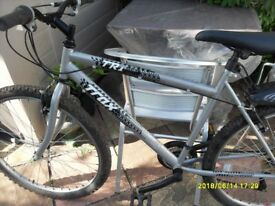 trax mountain bike male or can be unisex