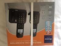 Twin phone set