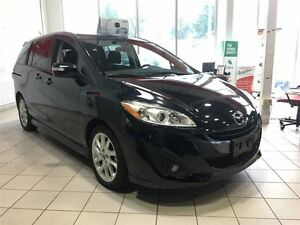 2016 Mazda MAZDA5 GT | LEATHER | SUNROOF | ALLOYS | ONLY 8,383KM