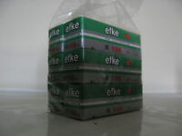 NOS Efke R100 127 rollfilm 6x rolls very rare! will split if required