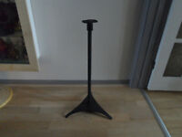 4 x Speaker stands for sale