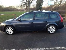 Renault Megane Estate not clio polo golf astra 307