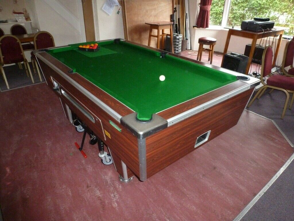 Pub Type Superleague Pool Table WANTED In LeeontheSolent - Pool table wanted
