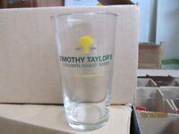 Tim Taylor Landlord Pint Glasses