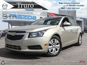 2014 Chevrolet Cruze $53/WK TAX IN! LT! ONLY 58K! AUTO! A/C! NEW