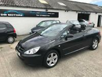 Peugeot 307 cc 2.0 2004 LOVELY CONVERTIBLE !