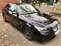 BMW 520I M SPORT AUTO , SWAP/PX