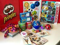 Kids Novelty / Snack Goodie Bags