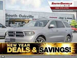 2017 Dodge Durango GT | BLUETOOTH | HEATED LEATHER | SUNROOF