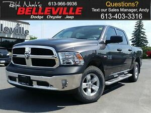 2015 Ram 1500 ST-Balance OF A 5 Year/100000 KM Extended Warranty