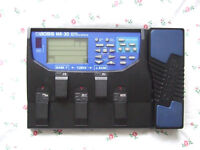 Boss ME-30 Electric Guitar Multi-Effects Pedal ( Distortion, Delay, Chorus, Pitch Shifter etc)