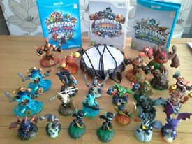 Wii wii u skylanders bundle, 3 games