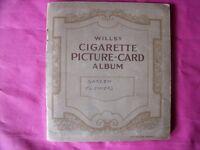 wills cigarette cards
