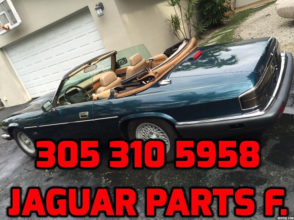 Jaguar Parts Factory